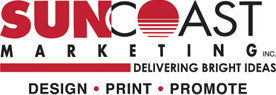 Suncoast Marketing | Printing Company Davie, Commercial Printer Fl Logo